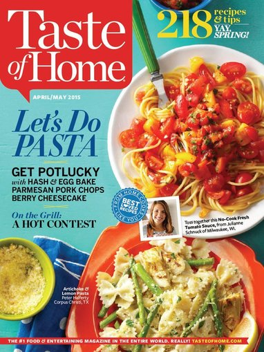 Taste of Home Magazine Deal