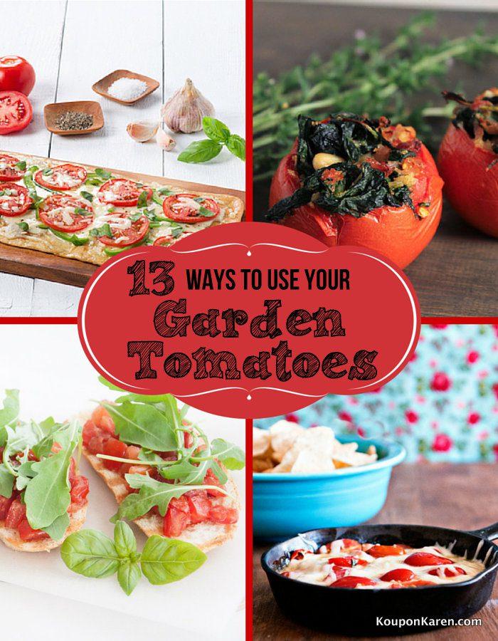 Tomatoe-Recipes