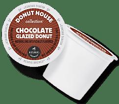 Chocolate-Glazed-Donut-Coffee
