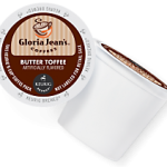 Gloria Jean's Butter Toffee K-cup Sale