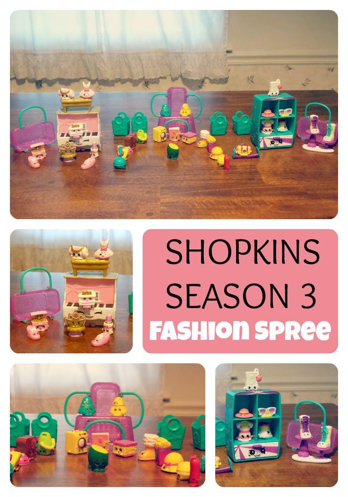 Shopkis Season 3 Fashion Spree