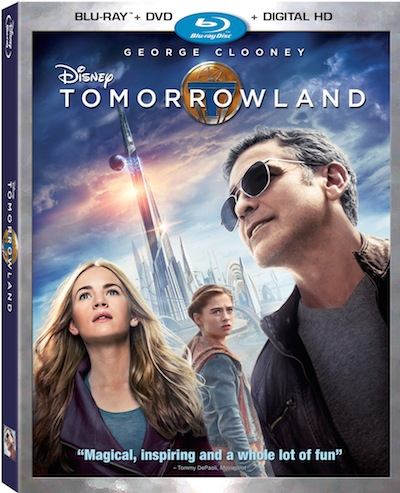 Tomorrowland DVD Review