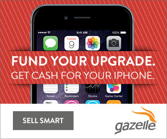 Get Cash for Your Phone at Gazelle
