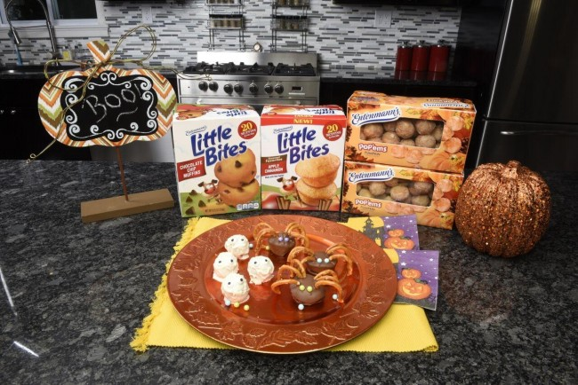 Little Bites Spooky Recipes