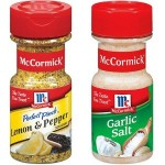 McCormick Coupon – Spices & Extracts
