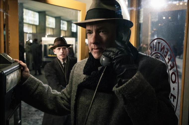 Bridge of Spies Opens in Theaters This Weekend