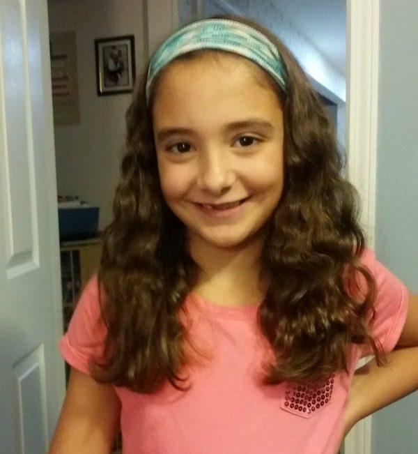 Allison Long Hair