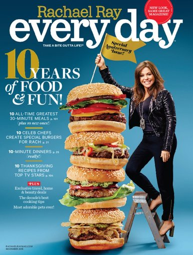 Every Day with Rachael Ray Magazine Deal