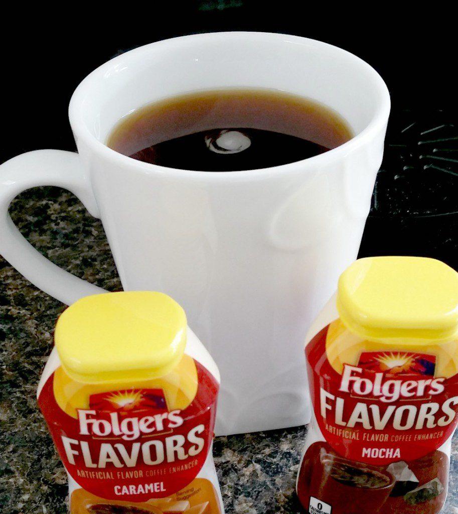 Folgers Flavors 4