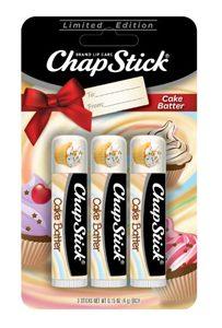 HGG 15 ChapStick-Cake Batter