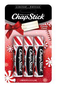 HGG 15 ChapStick-Candy Cane