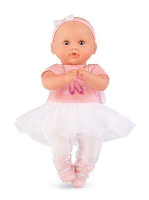HGG 15 Corolle Bebe Calin Ballerina