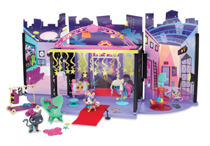 HGG 15 Littlest Pet Shop Backstage Style Set