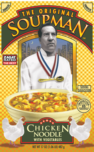 HGG15 Soupman Chicken Noodle