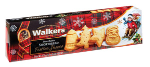 HGG15 Walkers Festive Shapes
