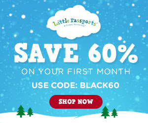 Little Passport's Black Friday Sale