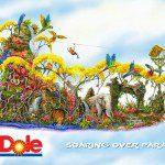 Dole 2016 Soaring Over Paradise