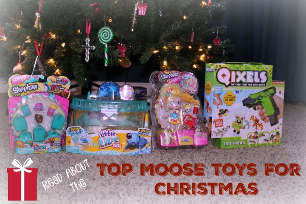 4 Top Moose Toys for Kids aged 5 and older
