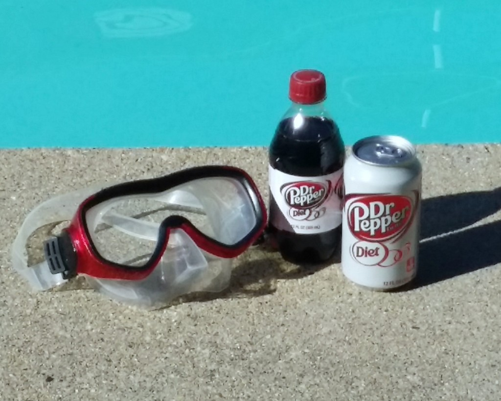 Dr Pepper Pool