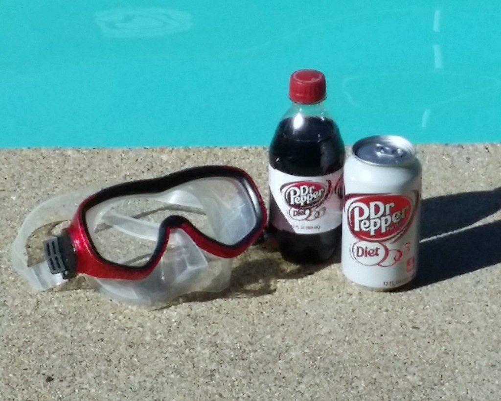 Dr Pepper Pool