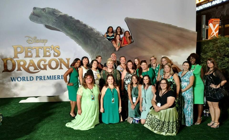 Green Carpet Ladies