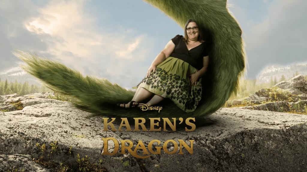 Karen's Dragon