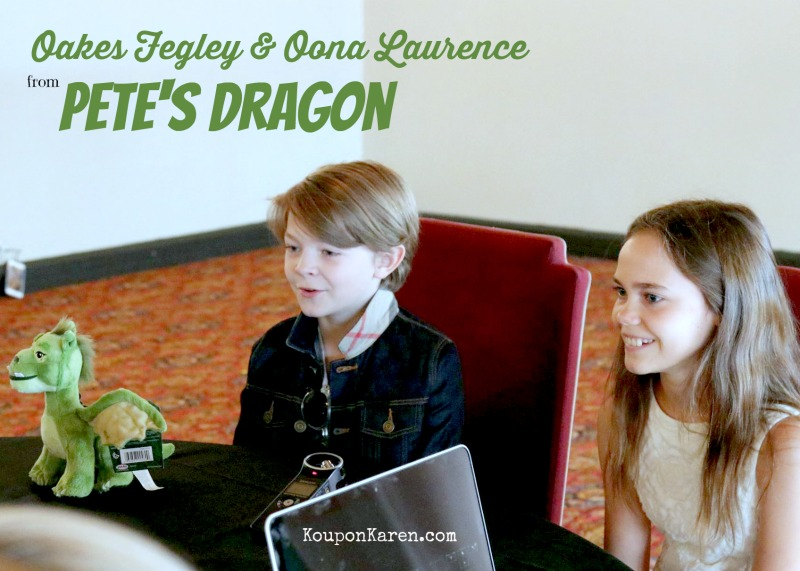 Pete's Dragon talk Dragon Snot