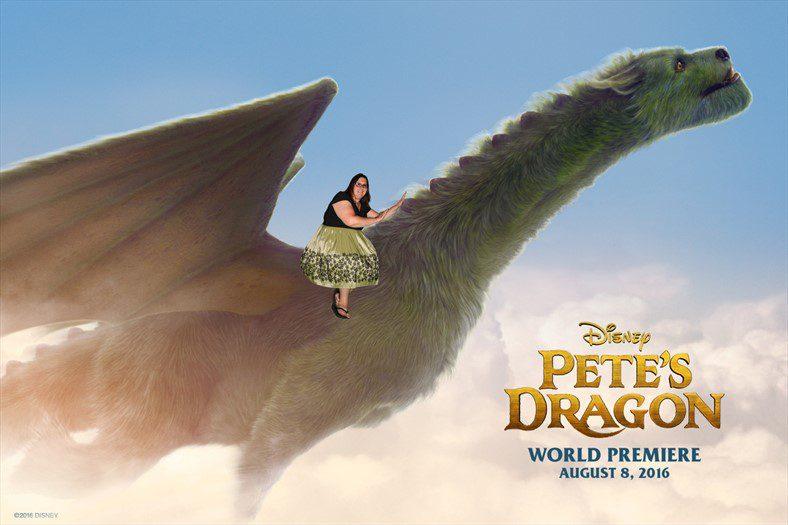 Pete's Dragon World Premiere in LA!