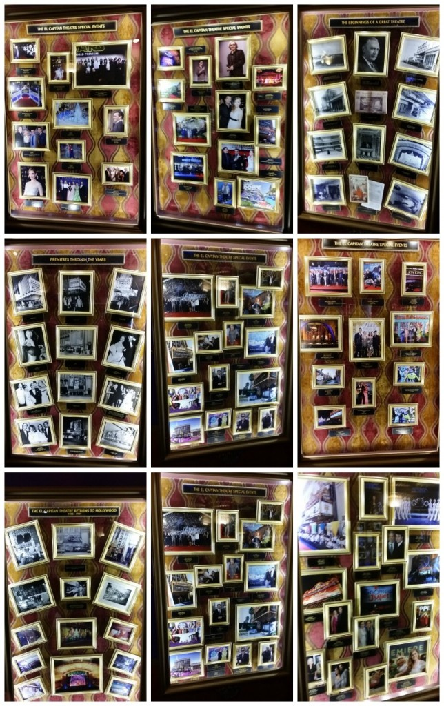 Wall of fame Collage