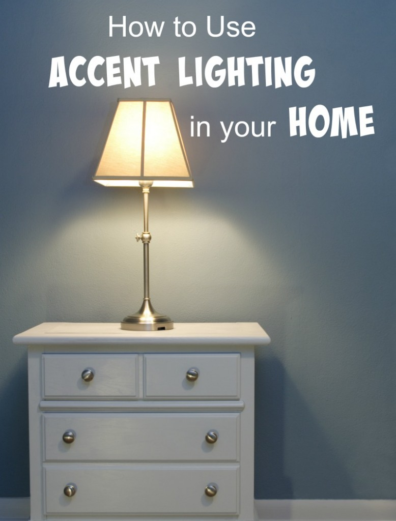 Accent Lighting in Your Home
