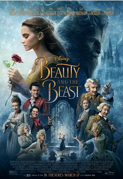 New TV Spot for BEAUTY AND THE BEAST
