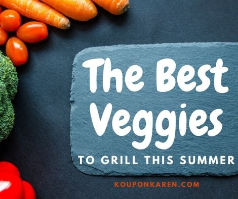 The Best Veggies To Grill This Summer