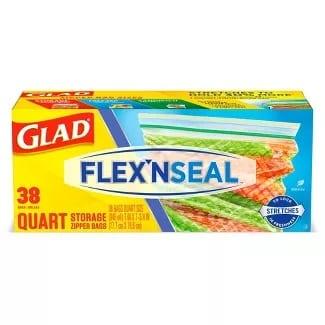 Glad Flex'n Seal Bags Coupon