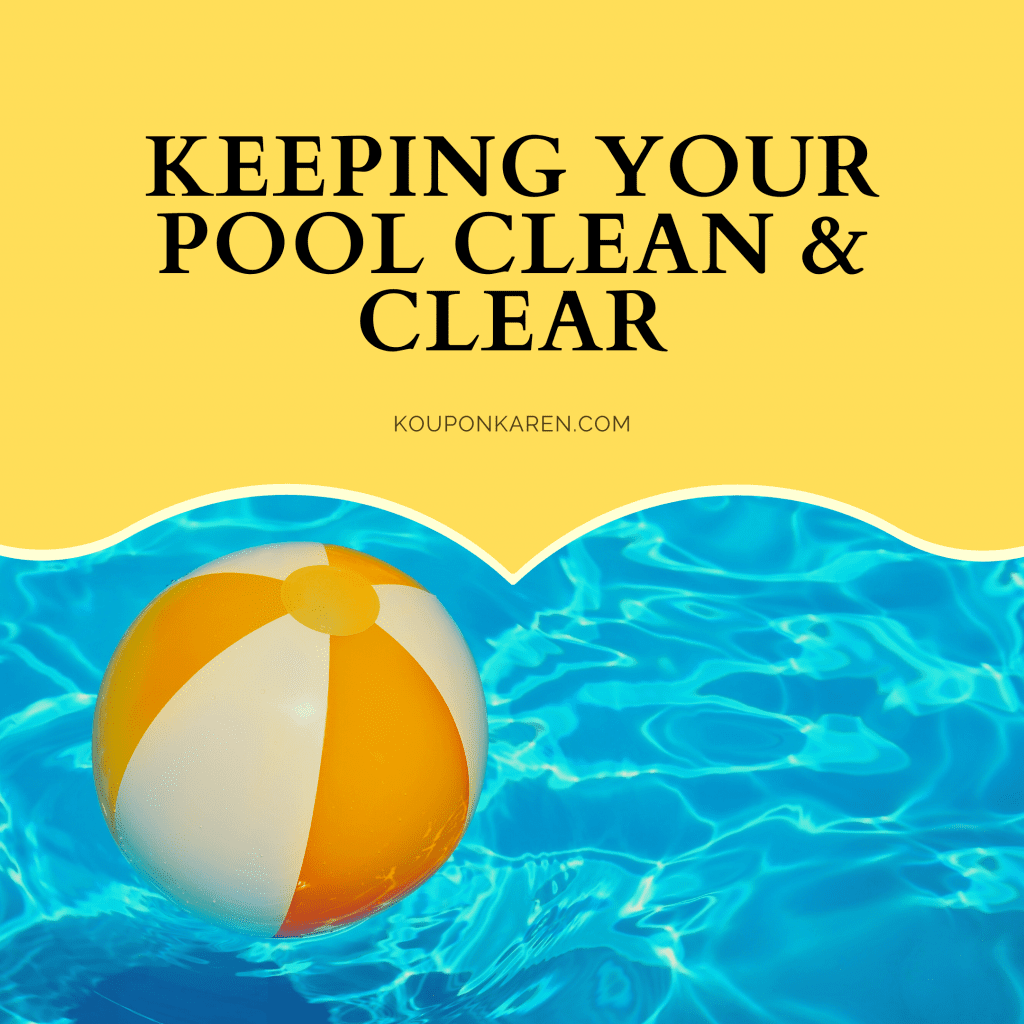 Tips for Keeping Your Pool Clean and Clear