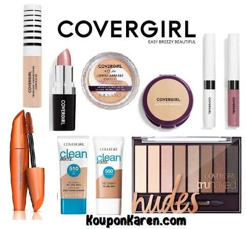 Covergirl Printable Coupons Koupon Karen Make Up Coupons