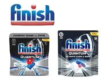 Finish Quantum Printable Coupon