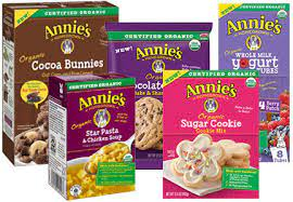 Annie's Printable Coupons