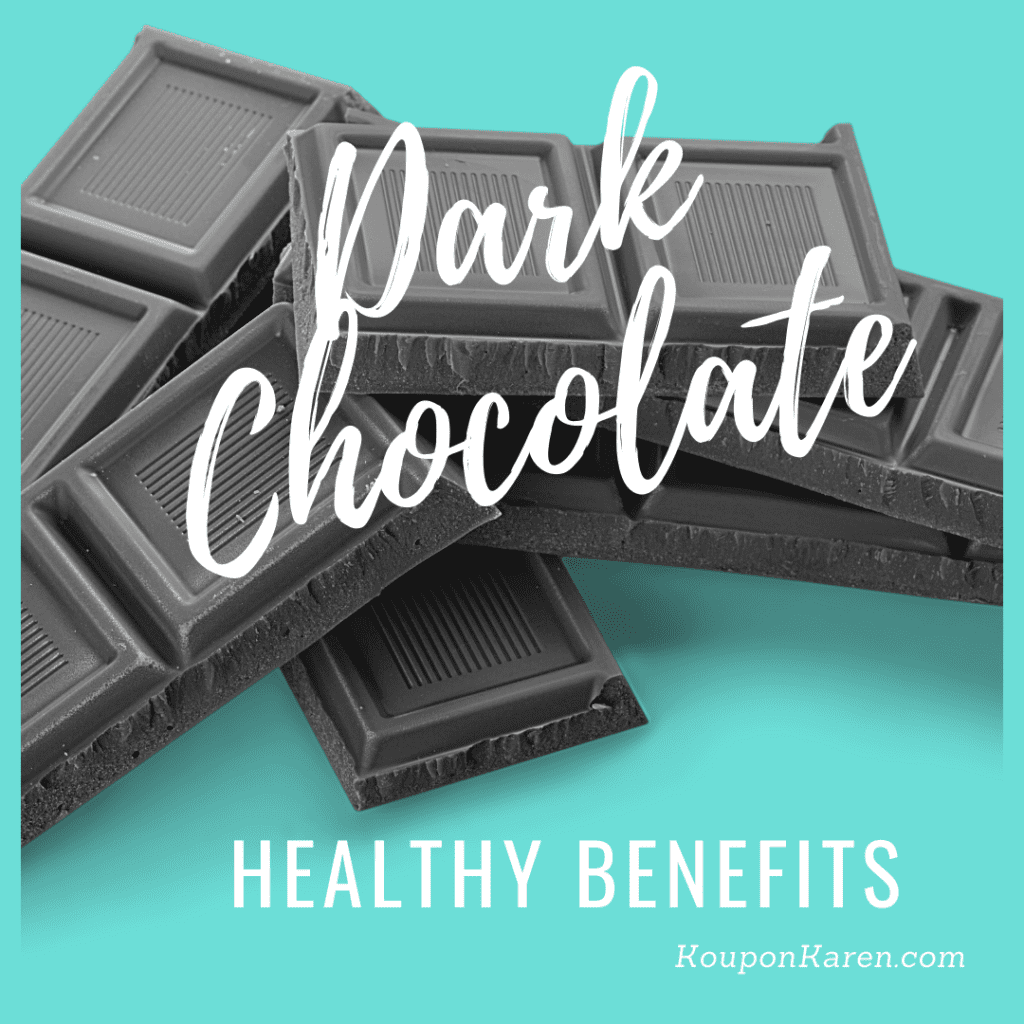 Dark Chocolate Healthy Benefits